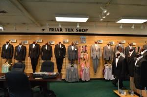 Friar Tux Shop 120 N. Tustin St. Orange, CA 92867