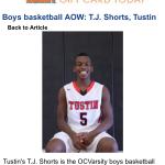 TJ Shorts