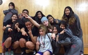 THS Girls Wrestling