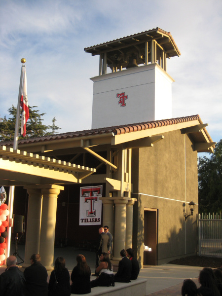 Tustin High School Bell Tower