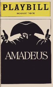 Amadeus_Playbill